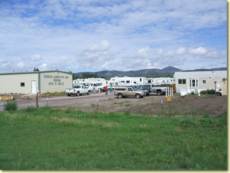 Apache RV Park Campgrounds: Western New Mexico